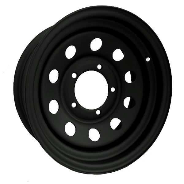 Cerchi Fuorostrada Modular Black