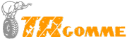 TR Gomme Logo